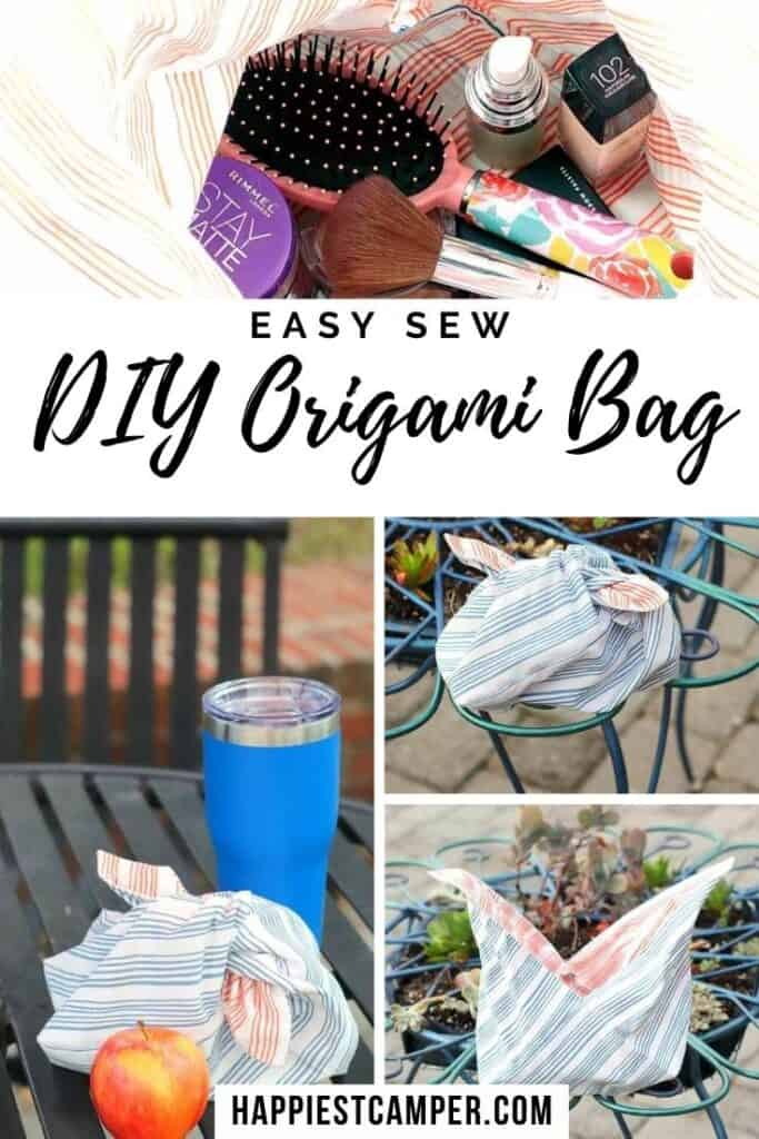 Easy Sew DIY Origami Bag