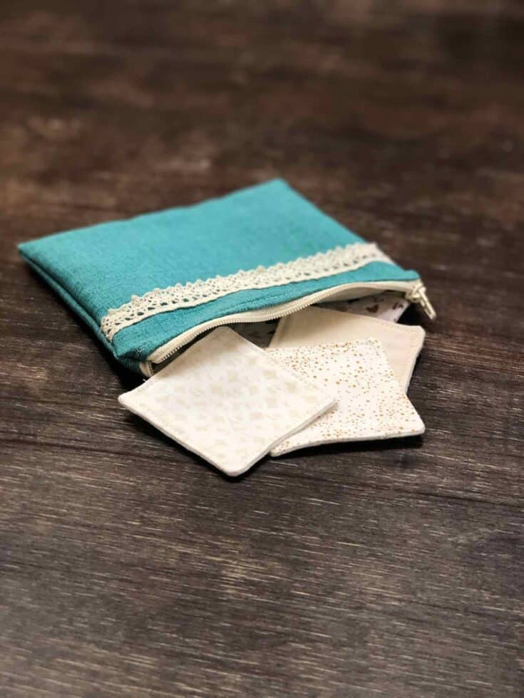 How To Make A Zipper Lined Pouch Create Card