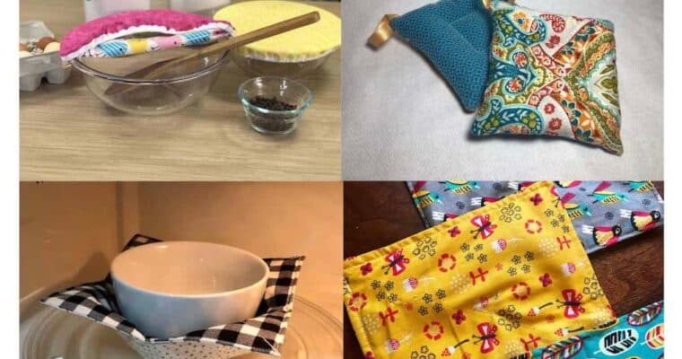 Useful & Easy Kitchen Sewing Projects