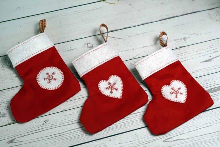 Mini Gift Card Stockings Create Card