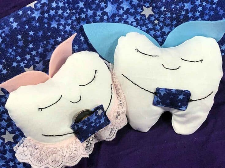 tooth fairy pillow featured