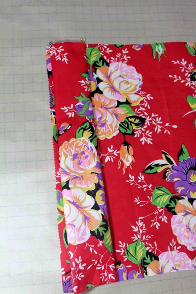 skirt pleats