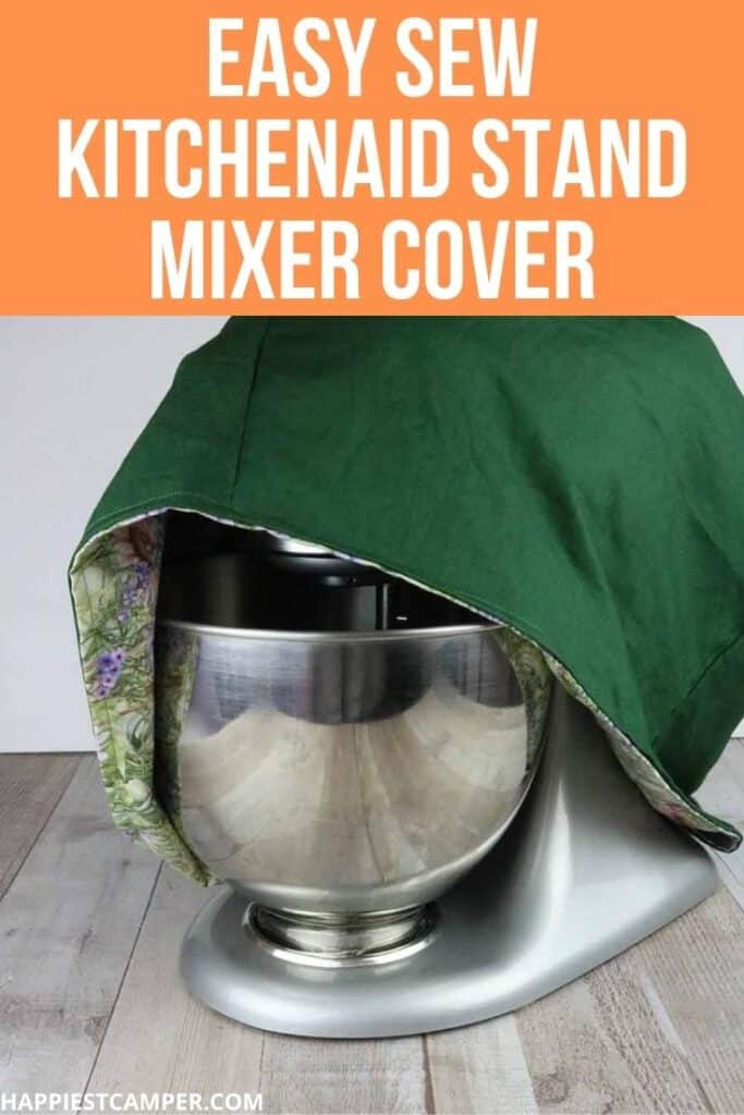 How To Sew A KitchenAid Stand Mixer Cove