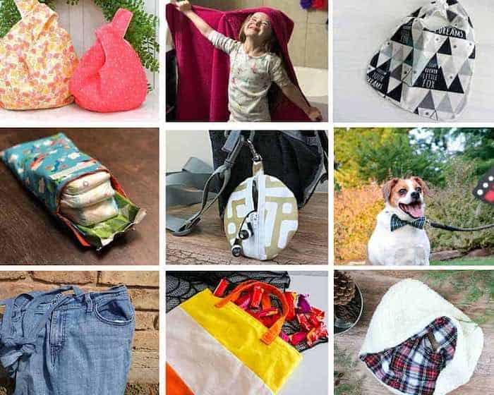 35 Free Sewing Tutorials