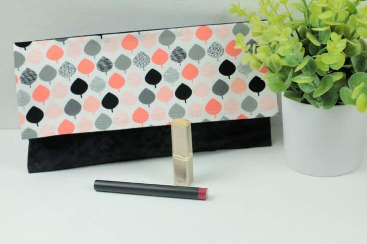 Envelope Clutch Purse create card