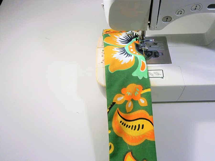 sewing sash for Tunic top