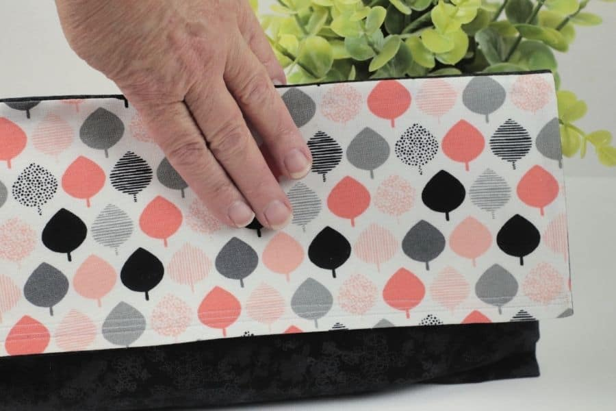 Final Envelope Clutch Purse