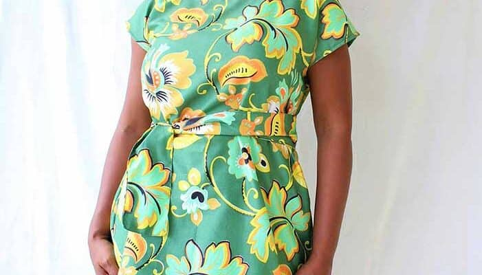 How To Make A Tunic Top With Free Tunic Top Sewing Pattern