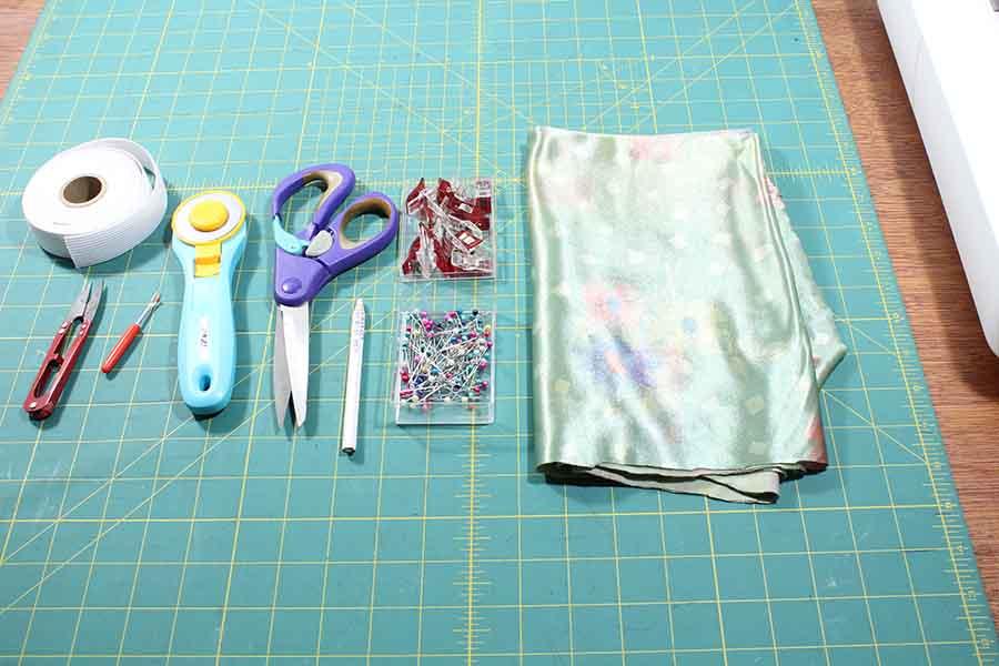 Pencil Skirt Supplies