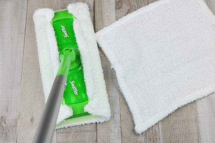 How to Make Reusable Swiffer Pads