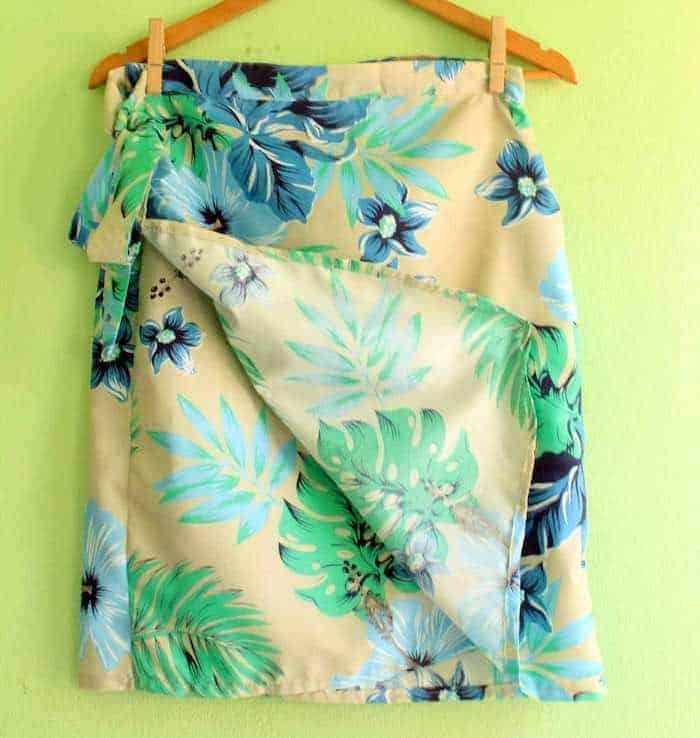 wrap skirt featured