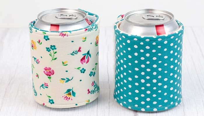 Fabric Beverage Holder Featured Image