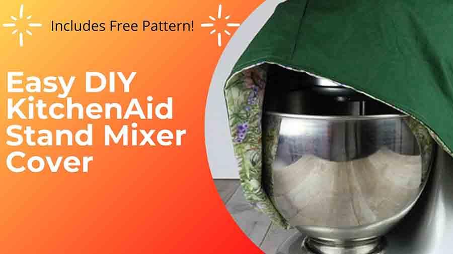 KitchenAid mixer Youtube Sewing Project