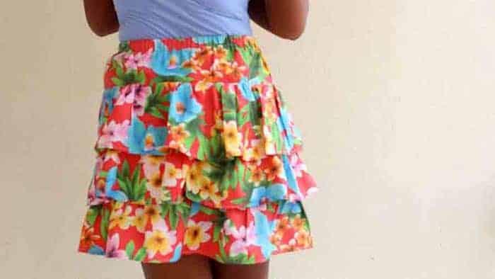 Ruffle Skirt Featured Image