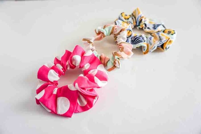 DIY No-Sew Scrunchie Featured Image