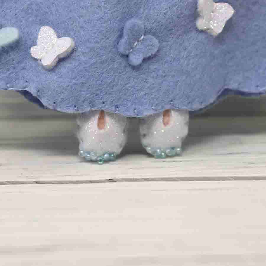 Girl Doll Shoes