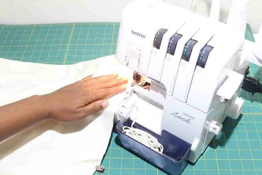 sewing sleeve to robe with free pattern