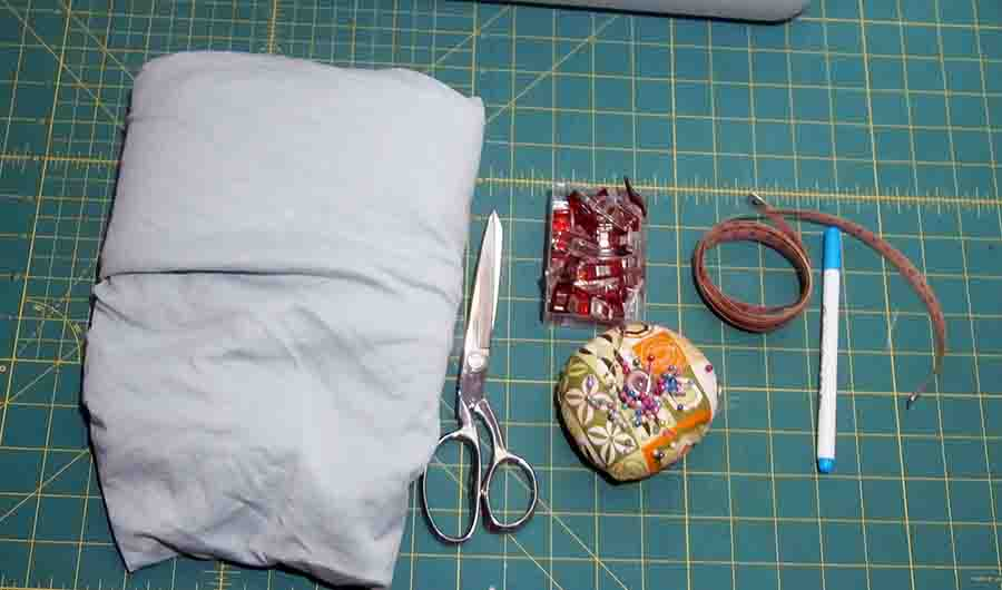 Supplies For Trapeze Dress