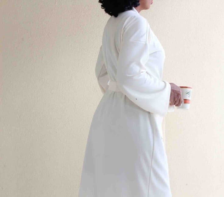 Sew A Robe Create Card