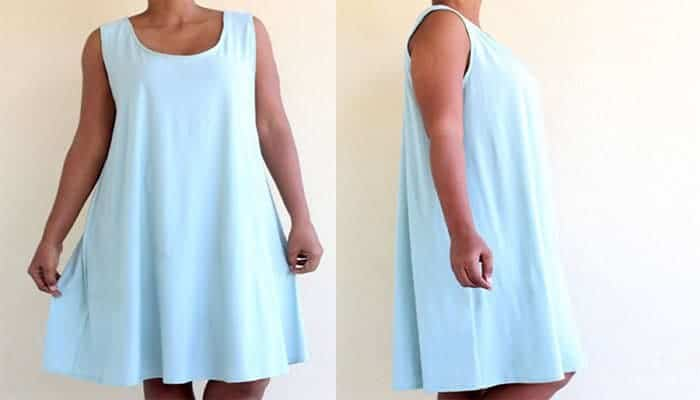 Trapzez dress featured Image