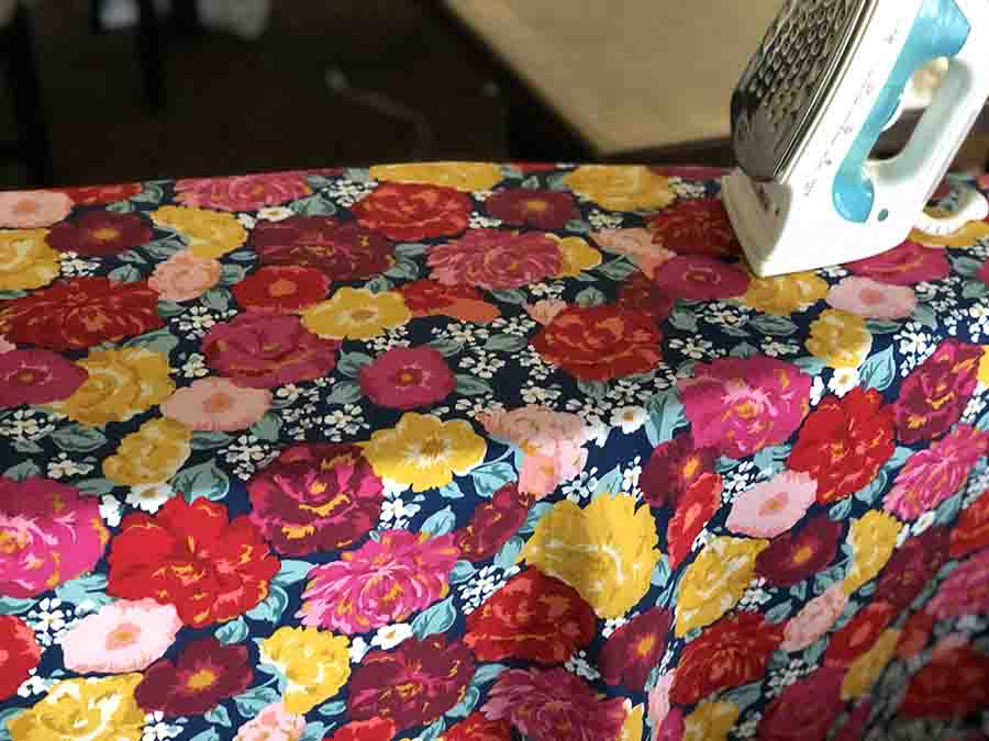 Wash Dry and Iron Fabric