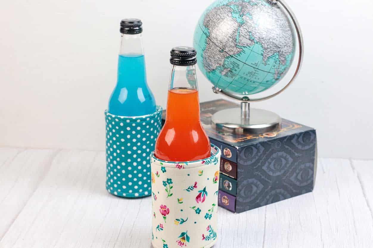 Fabric Beverage Holder