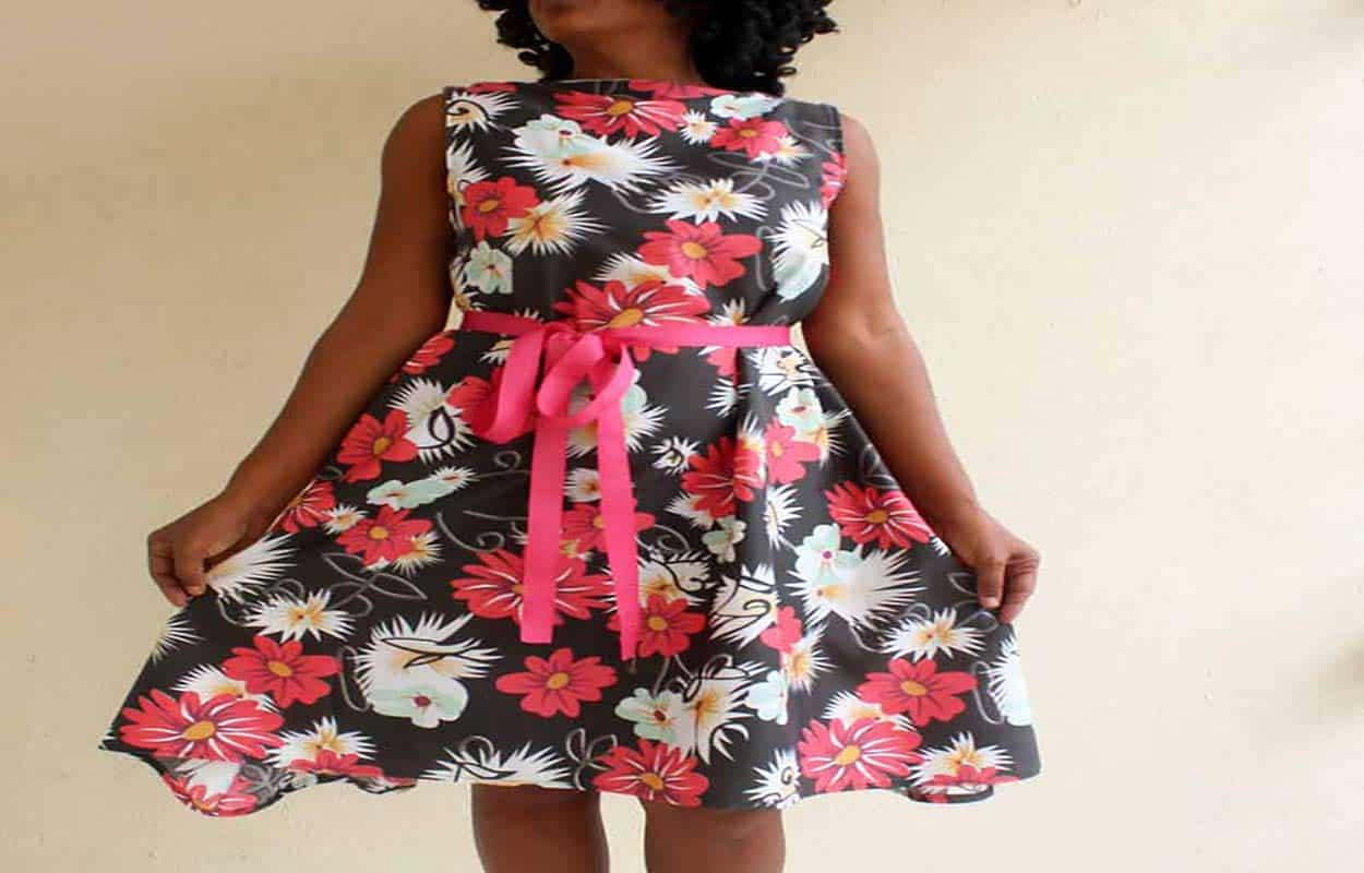simple dress top photo