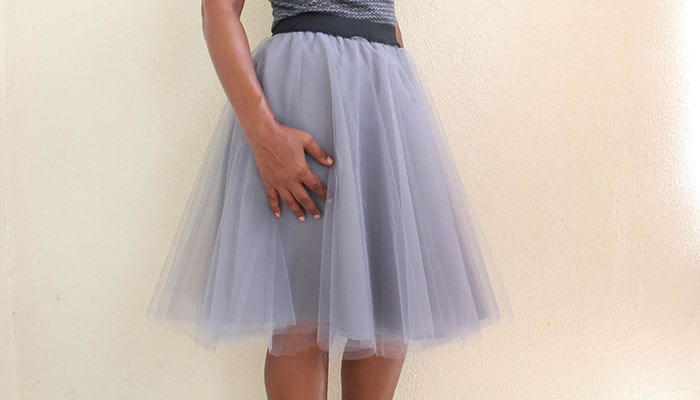 Tulle Skirt Featured Image