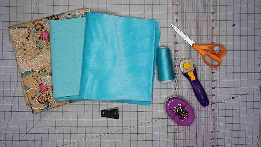 baby quilt supplies