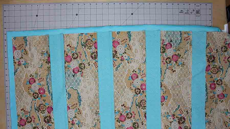 cut out minky fabric