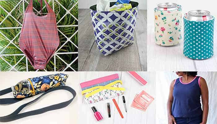 Fun Summer Sewing Projects Featured Image
