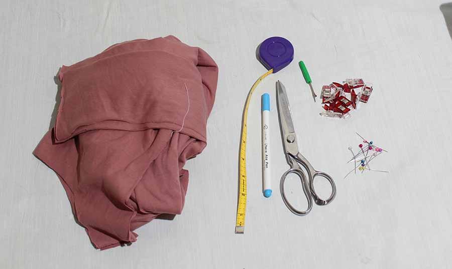 jumpsuit supplies