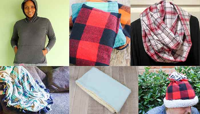 Easy Sew Fall Projects Featured Image