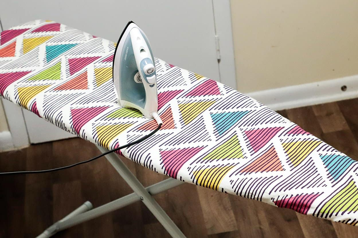 ironing board cover top photo