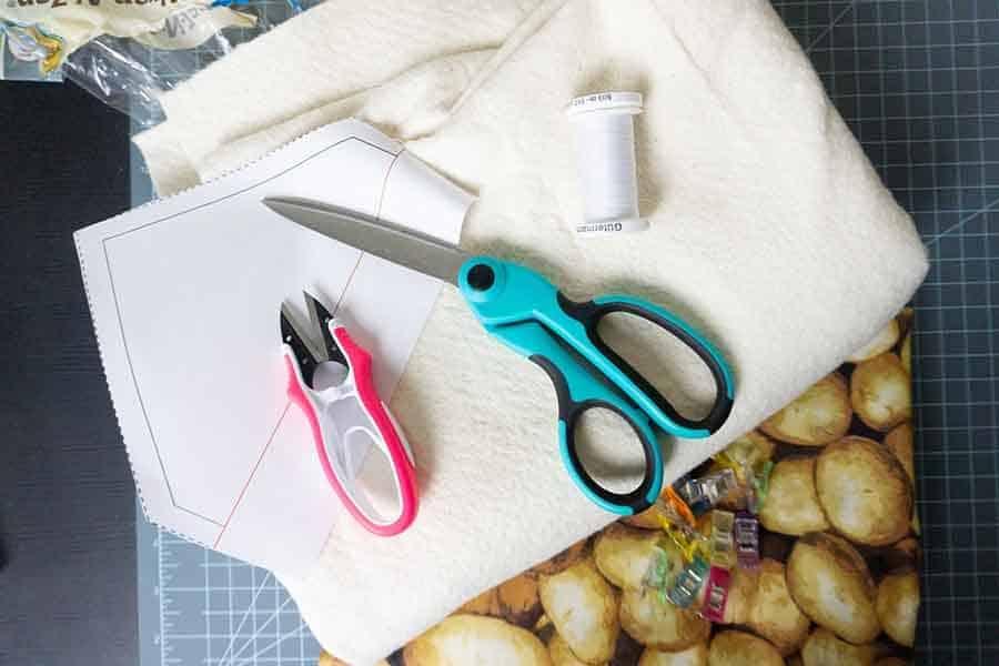 Potato Bag Supplies
